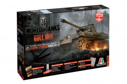 World of Tanks - PZ.KPFW. V PANTHER - 1:35