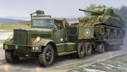 US M19 Tank Transporter - Soft Top