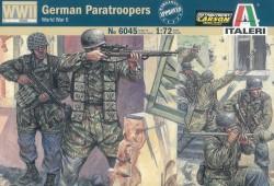 Deutsche Fallschirmjäger WWII - 1:72