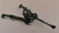 US M198 155mm Howitzer - Fertigmodell
