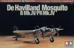 de Havilland Mosquito B Mk.IV / PR Mk.IV - 1:72