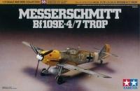 Messerschmitt Bf109 E-4/7 TROP - 1/72