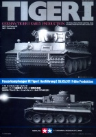 Instructions Manual Tamiya Tiger I
