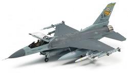 Lockheed Martin F-16CJ - Block 50 - Fighting Falcon with Full Equipment - 1/72