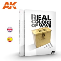 Real Colors of WWII - Englisch
